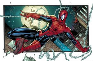 The Amazing Spider-Man by CarlosMorenoD-Art