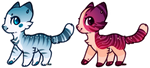 Kitty Adopts: OPEN by Metals-Adopts