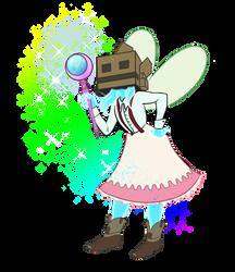 Magical Guardian Star Friend Wonder Elf by sparkyrabbit