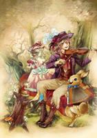 Concert by azsan