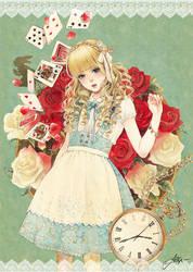 Alice by azsan