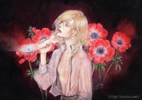 Anemone by azsan