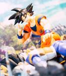 Son Goku: Saiyan Raised on Earth!!! 1 by Mposo