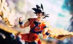 Son Goku: Saiyan Raised on Earth!!! 3 by Mposo