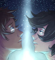 Klance | Playlist cover by Toffeesdeviantart
