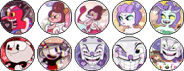 Icon Batch 1 by BEPPl