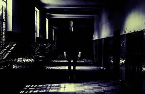 Slenderman: Dead School by SallibyG-Ray
