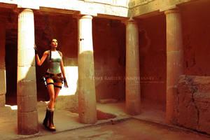 Tomb Raider: Anniversary by SallibyG-Ray