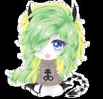 [Commission] Sei by StarlightCrystalz