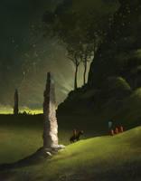 Emissary by JamesCombridge