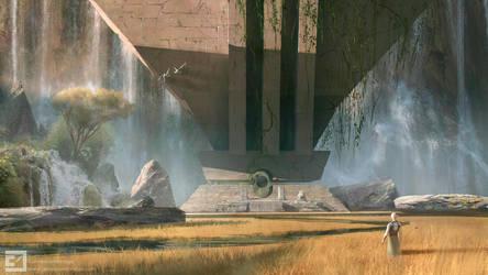 Kings temple 2.0 by JamesCombridge