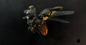 Koleopteros   Soldier by JamesCombridge