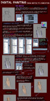DIGITAL PAINTING TUTORIAL by Akiahara