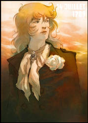 The rose of Versailles - Oscar by AlHambra