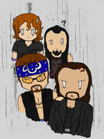 Chibi Undertakers Deux by EmotionalRainbow