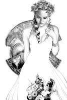 Helen of Troy process 7 by PENICKart