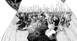 Helen of Troy process 10 by PENICKart