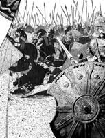 Helen of Troy process 11 by PENICKart