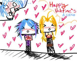Valentine's Wishes by Shampoo-chan13