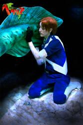 Hetalia: Scott and Nessie by Rosenbraut