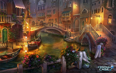 Venice BG by lhebrardrobin