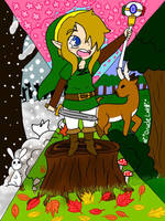 Oracle Of Seasons by redlinkxbluelink54