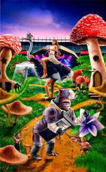Weird park by barnaulsky-zeek