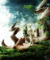 Dreamer by barnaulsky-zeek