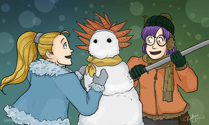 Snowno Trigger by TheDelphina