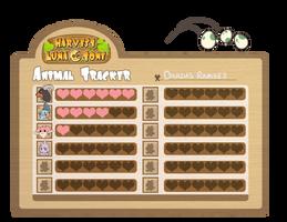 HL :: Darius' Animal Tracker by Pyracanthii