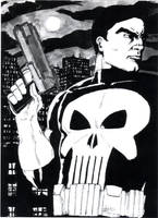 The Punisher by antacidimages