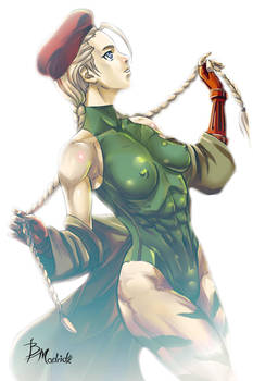 Cammy White 2012 by BMadrid