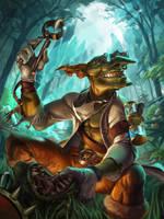 The Goblin Dentist by Leifheanzo