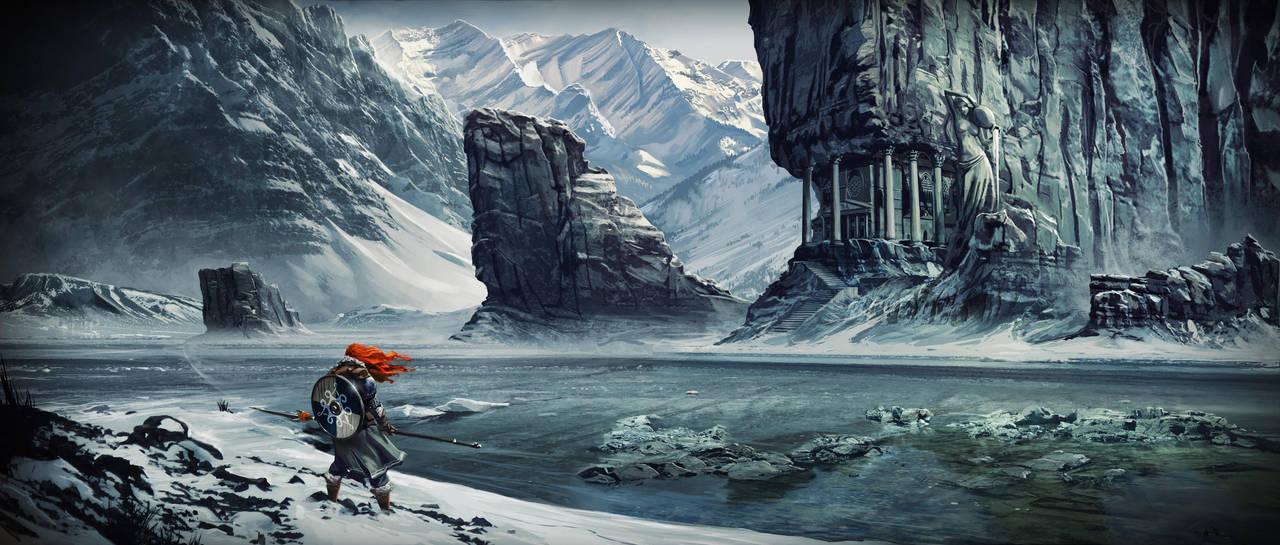 RAGNAROK by Leifheanzo