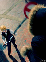 Durarara- Take Aim by Yonejiro