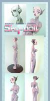 sky-doll by AlbertoCarrera