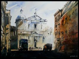 Il Gesu by Kegriz