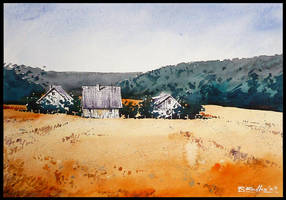 Landscape 2 by Kegriz