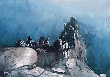 Mountains by Kegriz