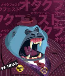 el boss by LuisArriola
