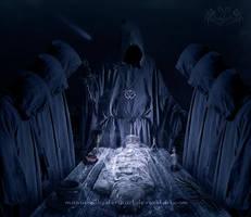 Midnight Ritual by LadyEvilArts