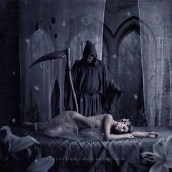 Don't Fear The Reaper by LadyEvilArts
