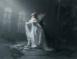 Beware Of Shadows by LadyEvilArts