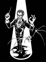 Batman - the conductor by Celestialen