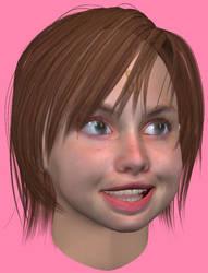 Janet 3D by Deleriumsaint