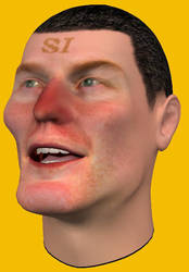 Rogh MacCormac 3D by Deleriumsaint