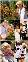 - Finnian cosplay - by edylisation