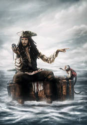 Lord Of The Seven Seas by DeadInTheAttic