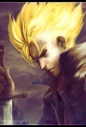 Trunks-ssj-real-01 by NARUTO999-BY-ROKER