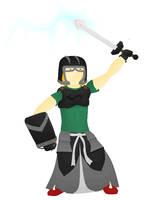 Runescape: Void Knight by Anhrak